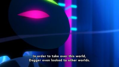 Dagger-morse
