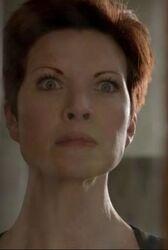 Victoria Argent's Evil Stare