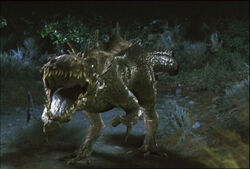 Dinocroc 2004 (0) Hybrid Suchomimus and Sarcosuchus imperator