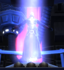 Revan imprisoned