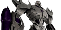 Megatron (Transformers: Prime)
