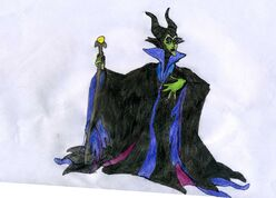 Maleficent (Character What)