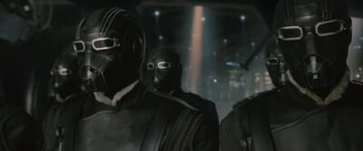 Hydra soldiers live action