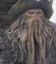 Davy Jones CGI