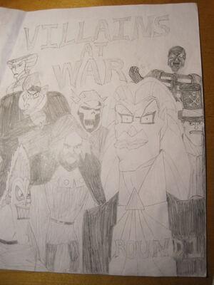 Villains At War Round 1
