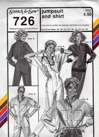 Stretch & Sew 726
