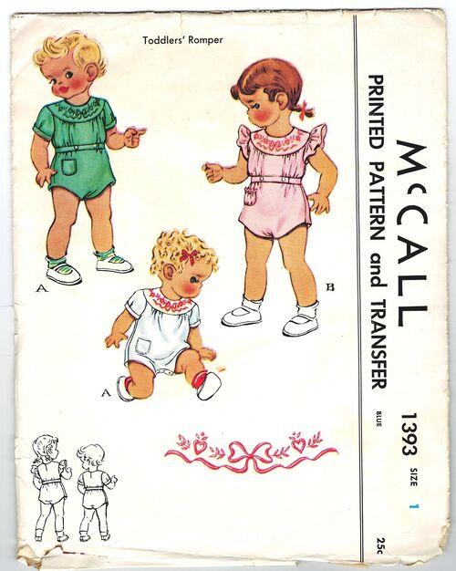 McCall 1393 57