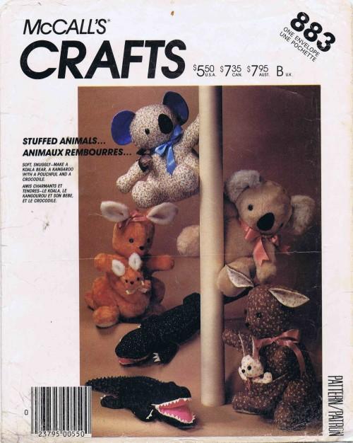 McCalls 1987 883