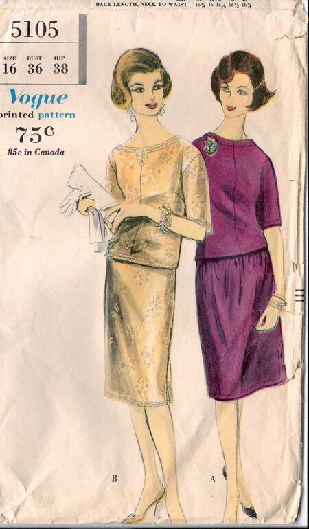 Vogue 5105