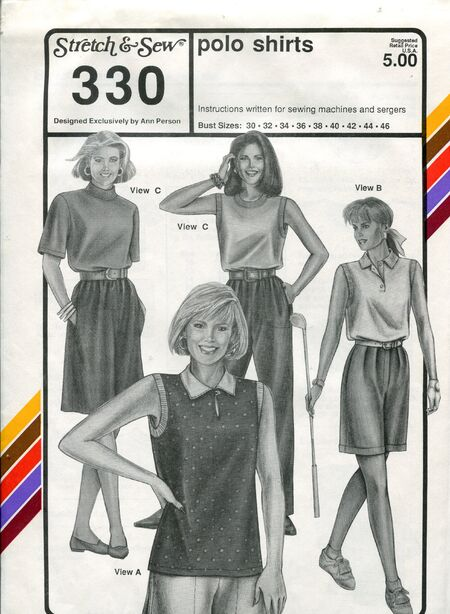Stretch&sew330