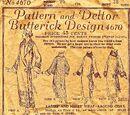 Butterick 4670 B