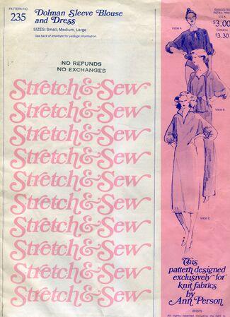 Stretch&sew235