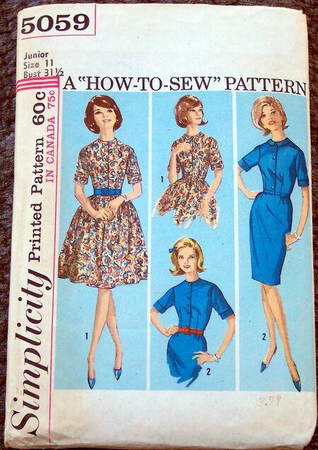 Vintage Patterns 104