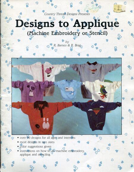 Designstoapplique
