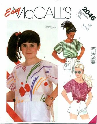 McCalls 1985 2046