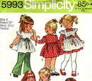 Simplicity 5993