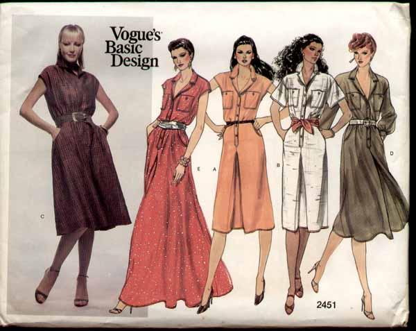 Vogue 2451 a