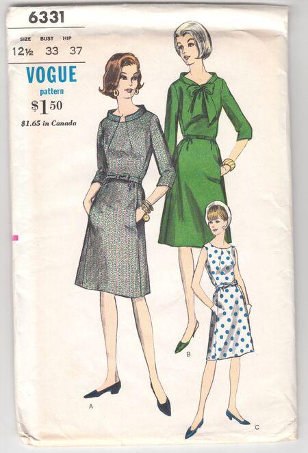 Vogue 6331