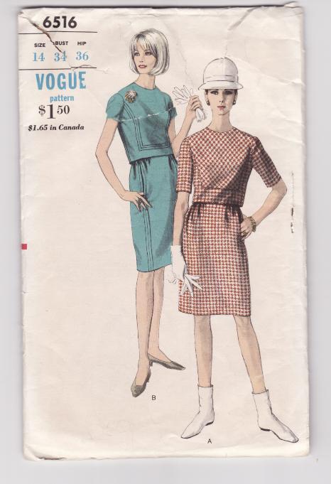 Vogue 6516