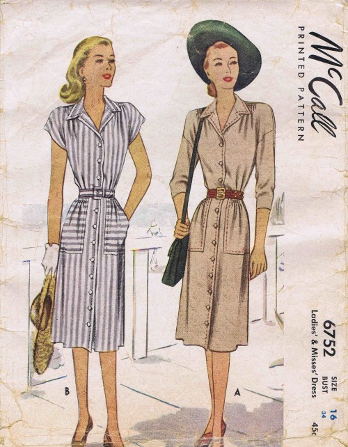 McCall 1947 6752
