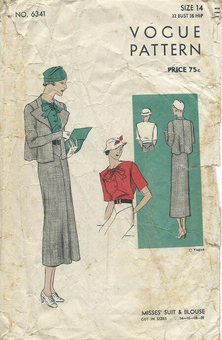Vogue 6341