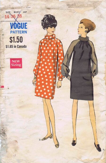 Vogue 1968 7306