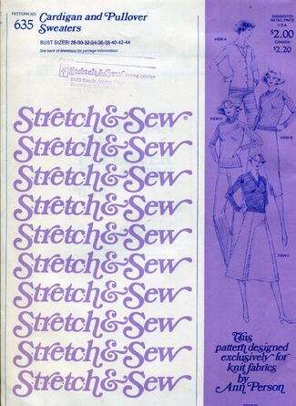 Stretch&sew635