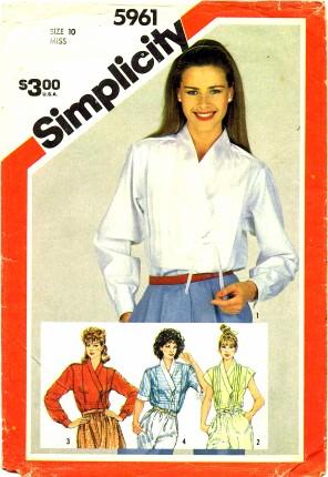 Simplicity 1983 5961