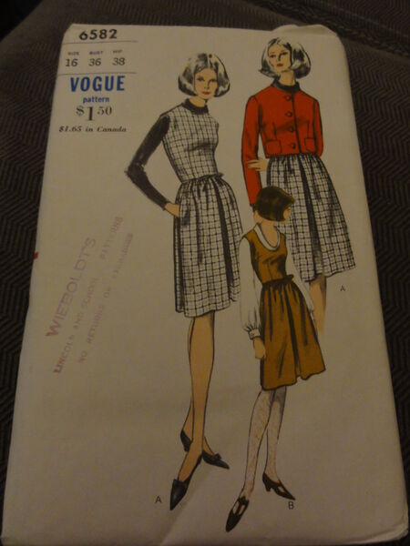 Vogue 6582
