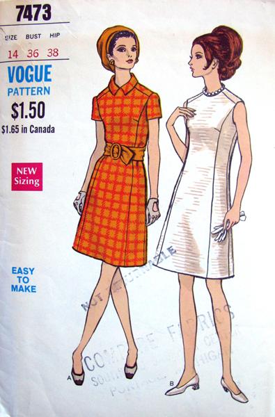 Vogue 7473 image1