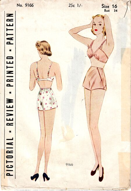 Pictorial Revue 9166