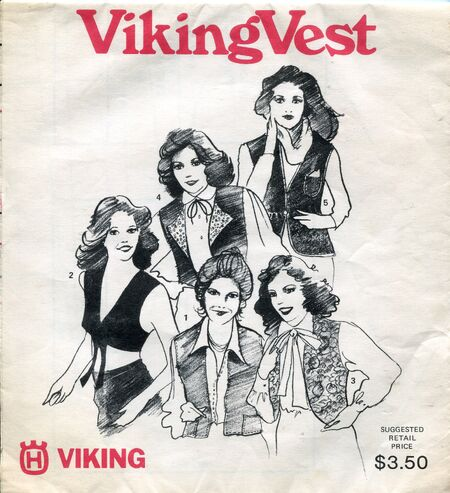 Vikingvest