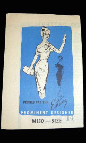 Vop-1356-Vintage-prominent-designer-pattern-M130-Estevez