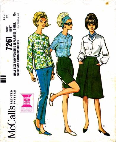 McCalls 1964 7261