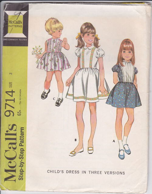 Mccall 9714