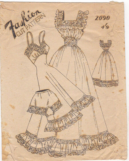 Pattern - Fashion 2090 02