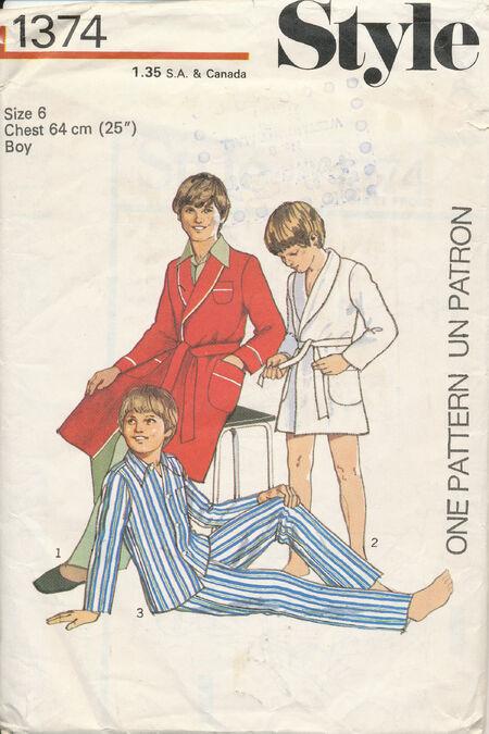 1975 Style 1374 Boy 6