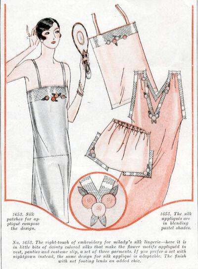 McCall 1653 1928