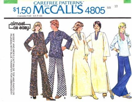 McCalls 4805