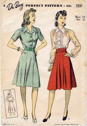 Du Barry 1942 5331