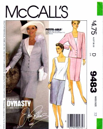 McCalls 1985 9483