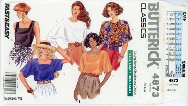 Butterick-4873front