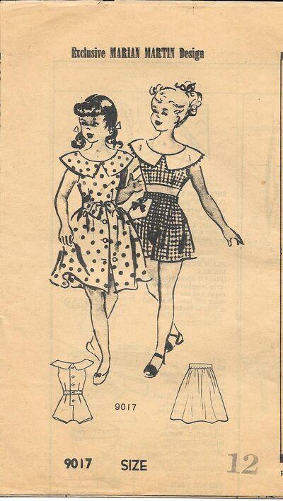 MM9017girls12,1950s