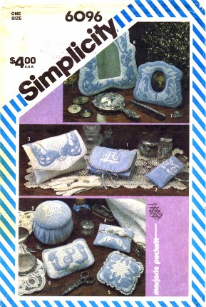 Simplicity 1983 6096