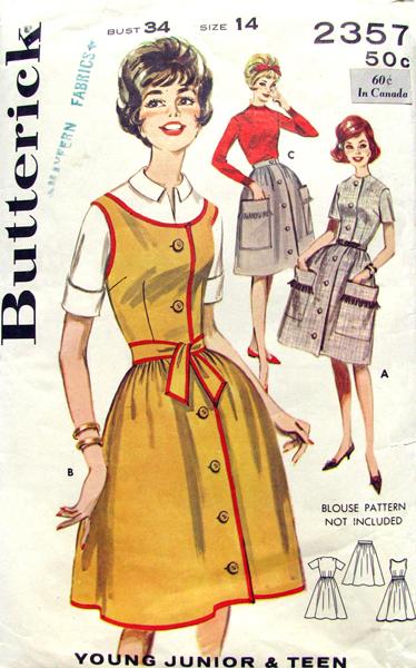 Butterick 2357