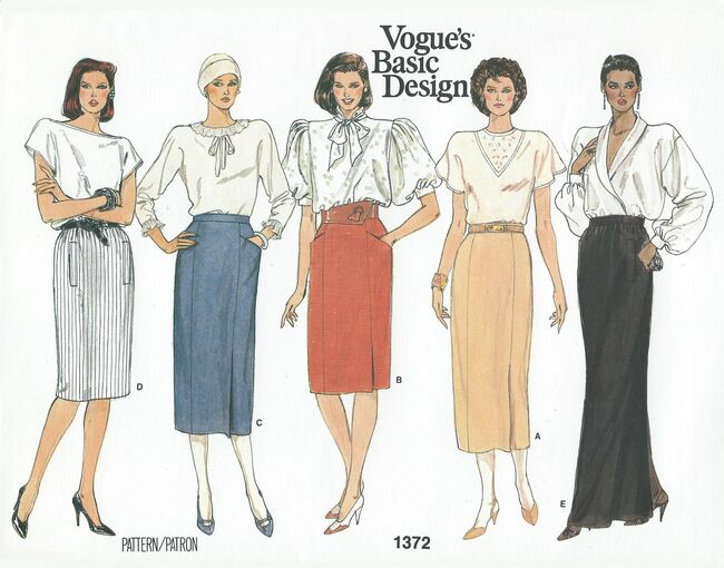 Vogue 1372