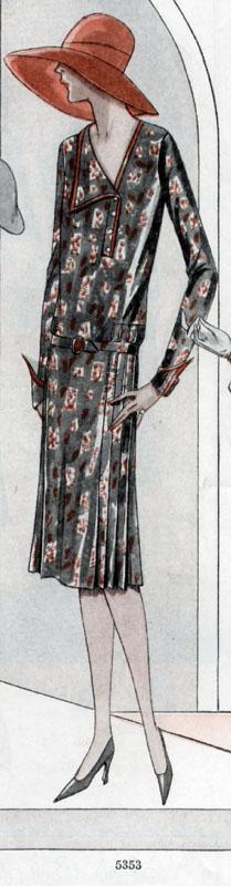 McCall 5353 1928