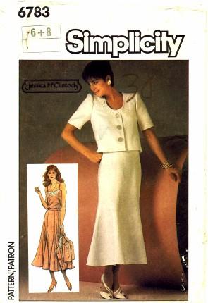 Simplicity 1985 6783