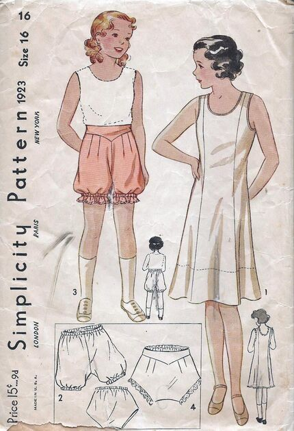 Simplicity 1923 wikia