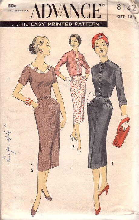 Dress8132